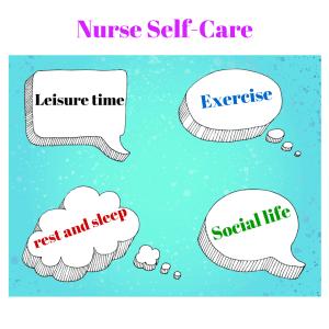 Nursre self care