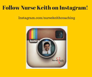 Follow Nurse Keith on Instagram!