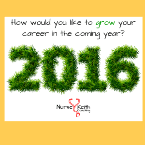 Growing your nursing career in 2016
