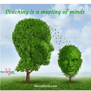 Coaching is a meeting of minds