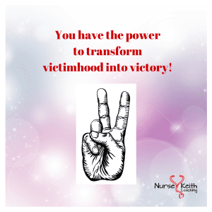 Victimhood into victory