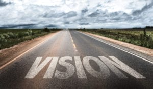 Vision of the road ahead