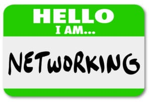 Networking Nametag