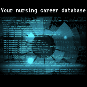 your-nursing-career-database