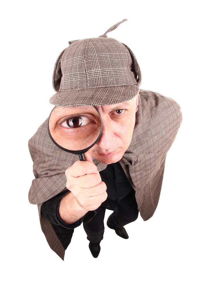 Sherlock Holmes detective