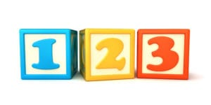 123 building blocks