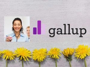 Gallup poll and nurses