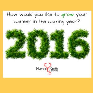 Growing your nursing career in 2016