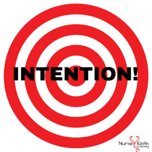 INTENTION IS KEY TO CAREER GROWTH!