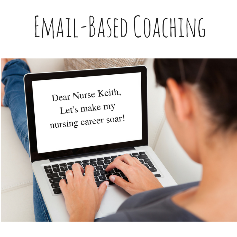 Email-based Coaching Plan: