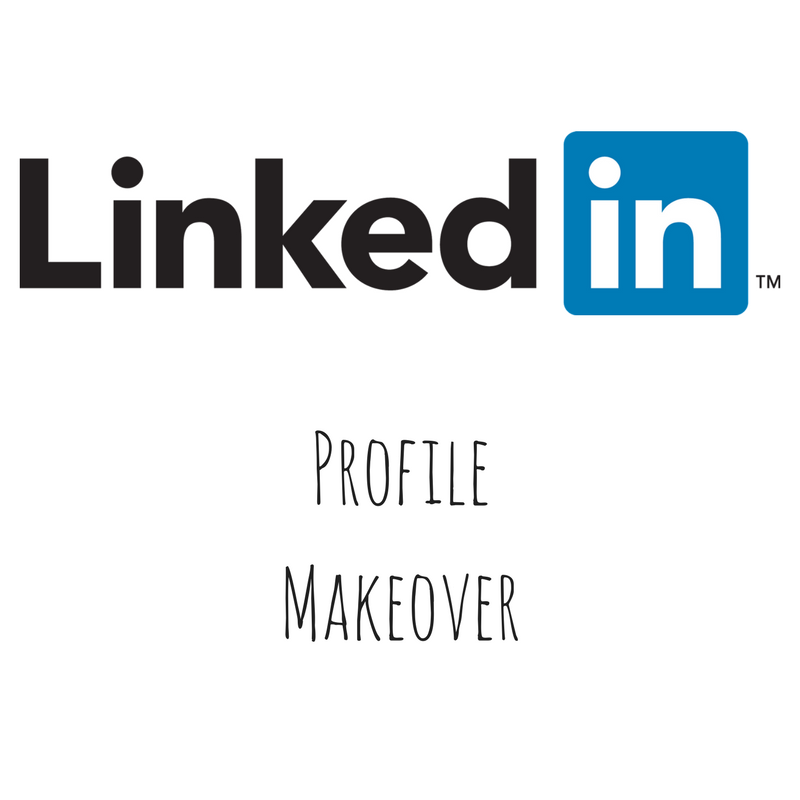 My LinkedIn Profile Makeover Program: